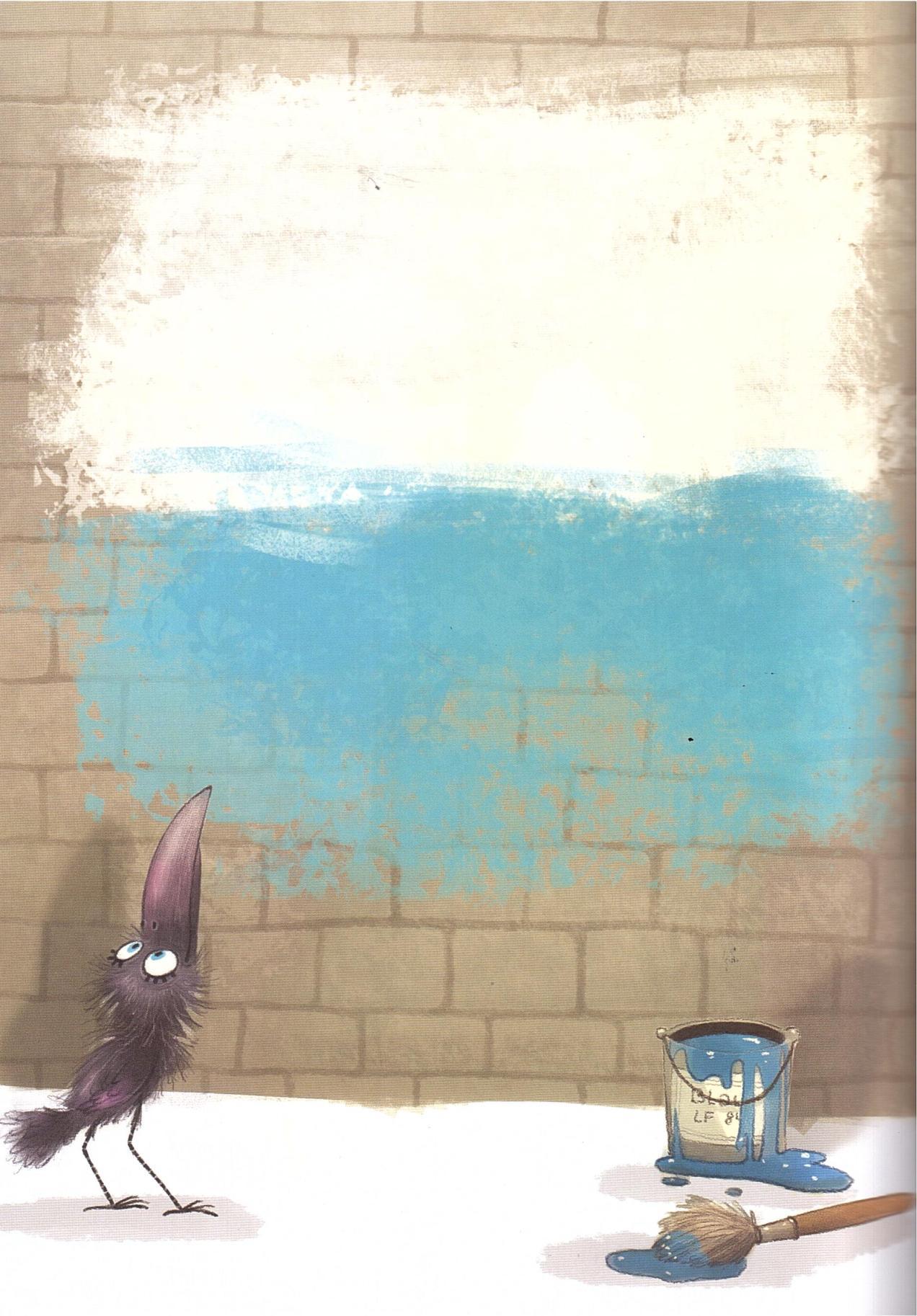 bärundkrähe